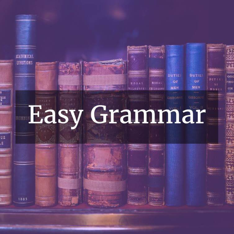 Easy Grammar series