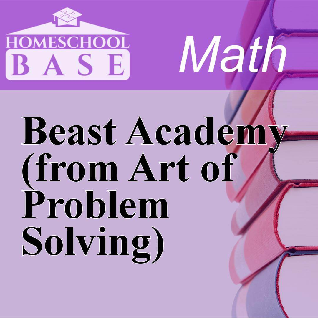 Beast Academy (from Art of Problem Solving)Curriculum