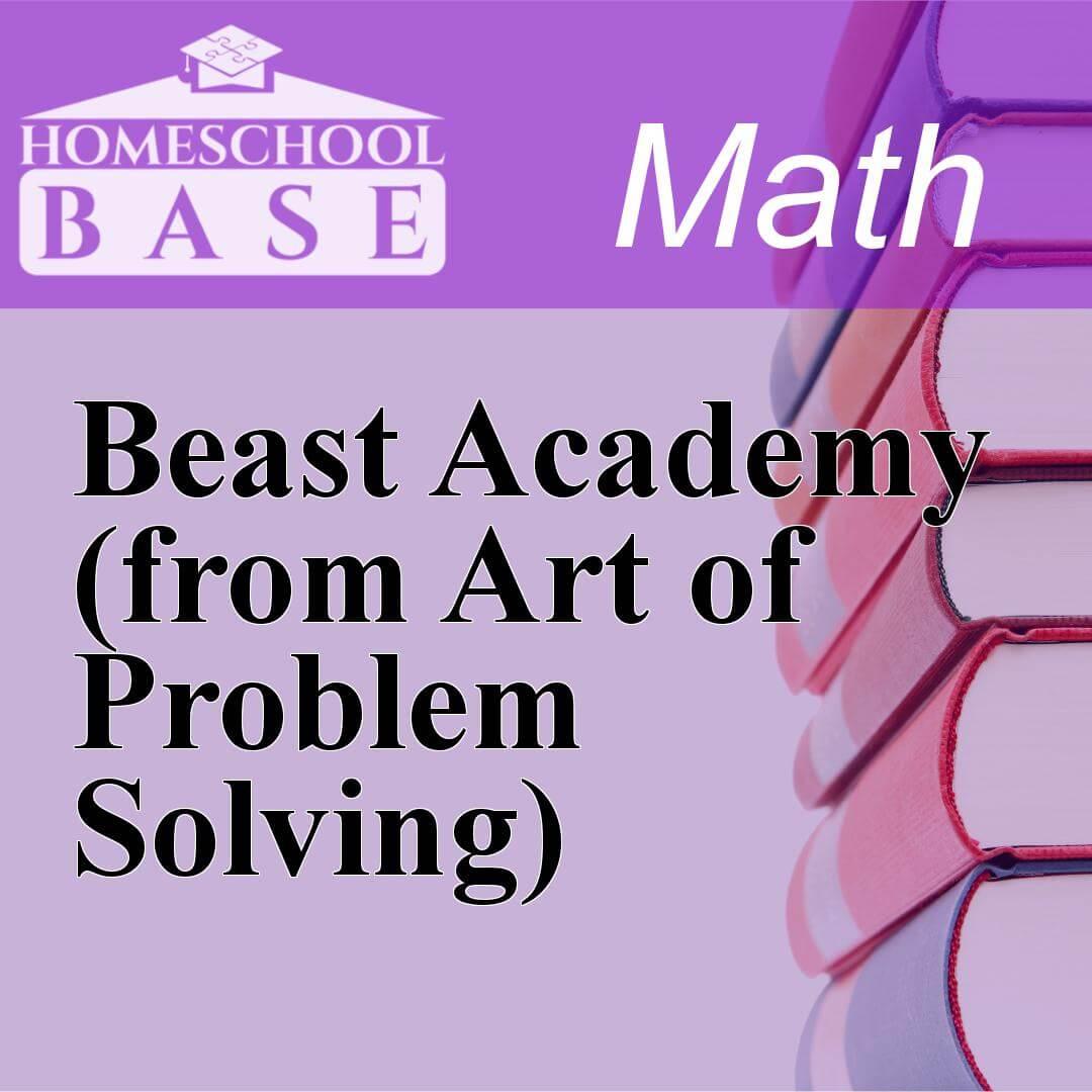 Beast Academy (from Art of Problem Solving)Curriculum
