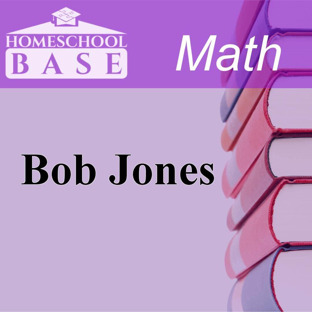 Bob JonesCurriculum