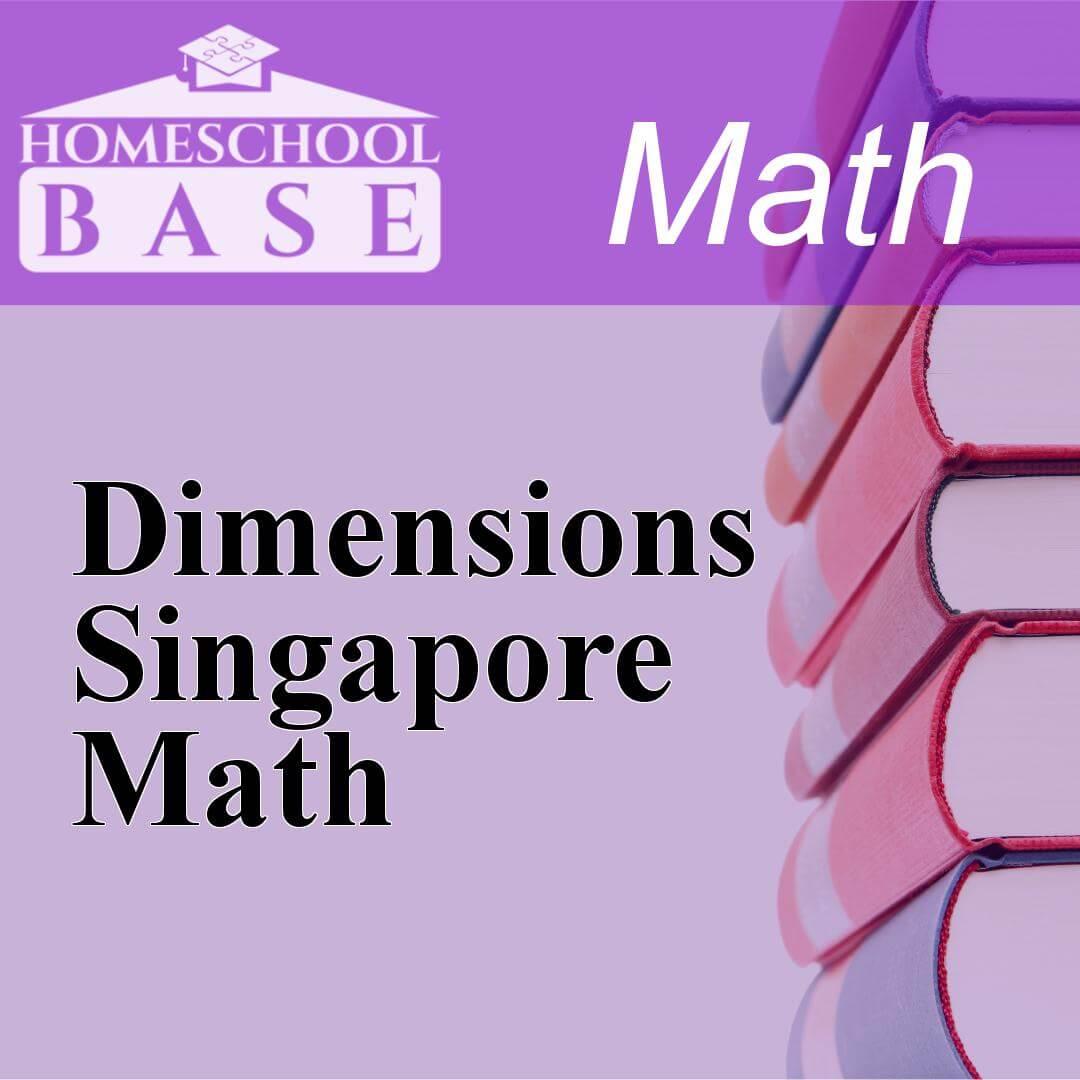 Dimensions Singapore MathCurriculum