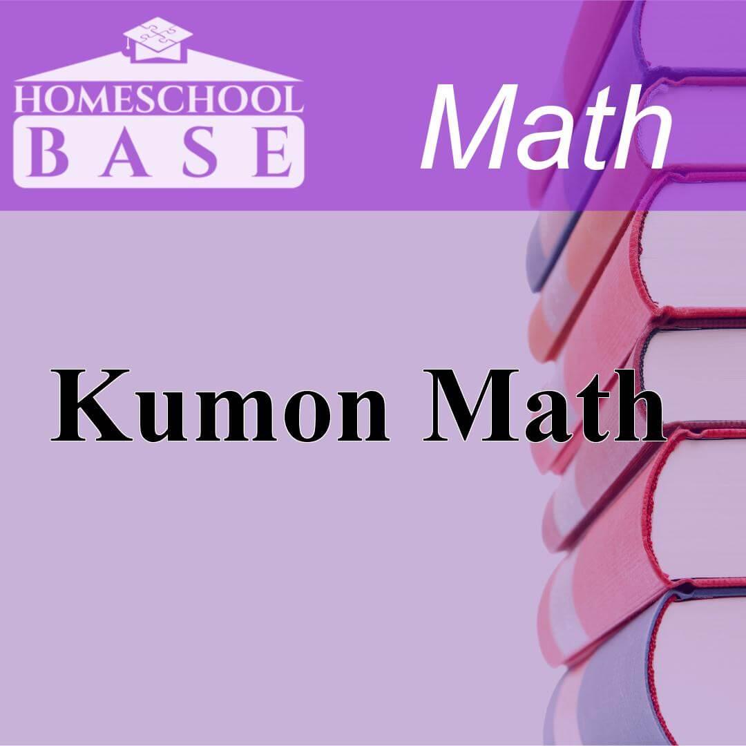 Kumon MathCurriculum
