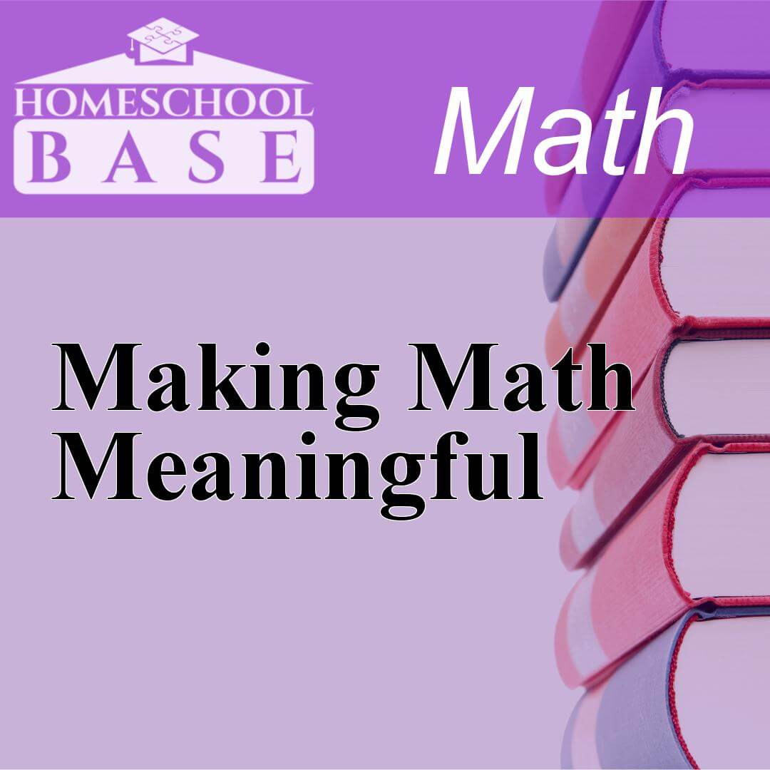Making Math MeaningfulCurriculum