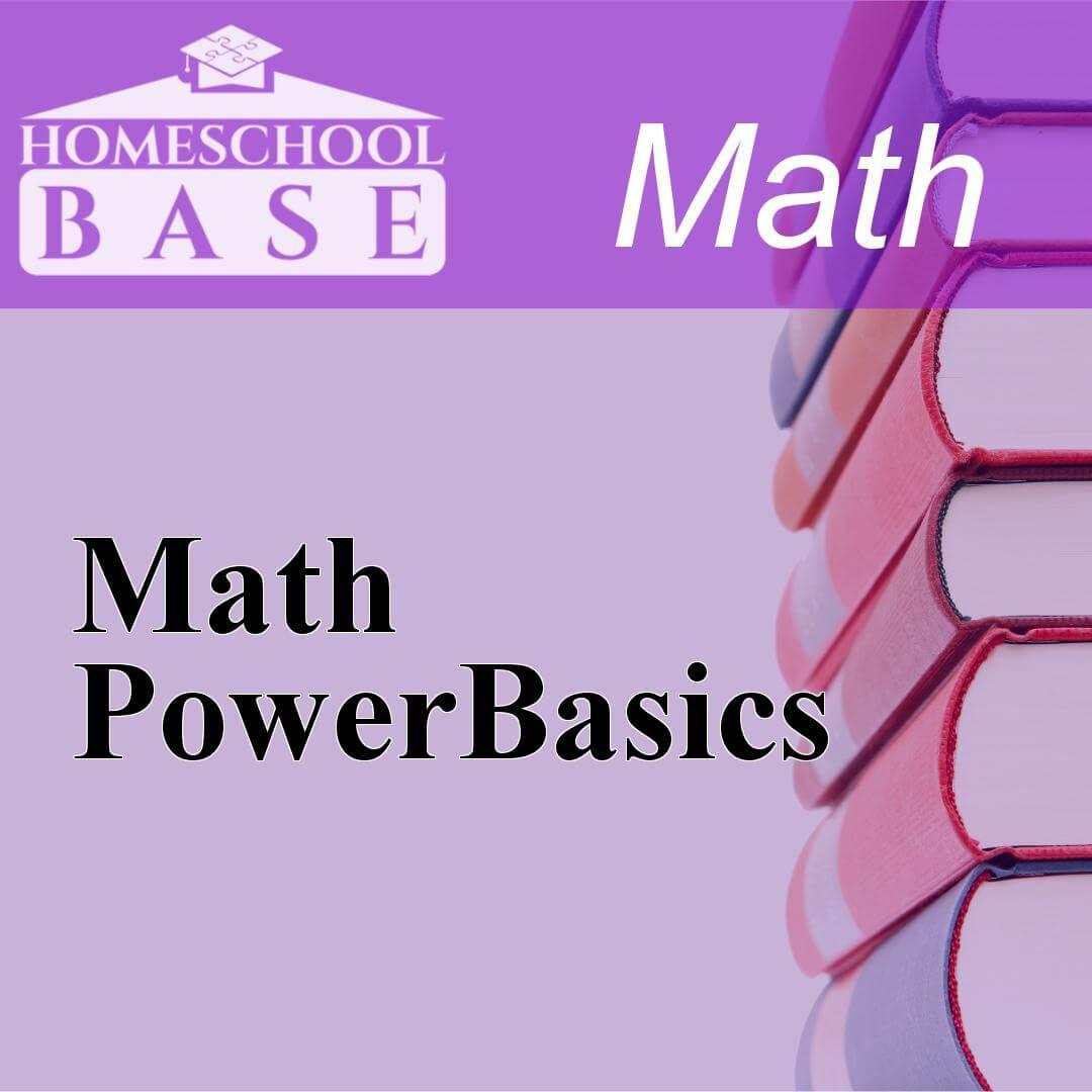 Math PowerBasicsCurriculum