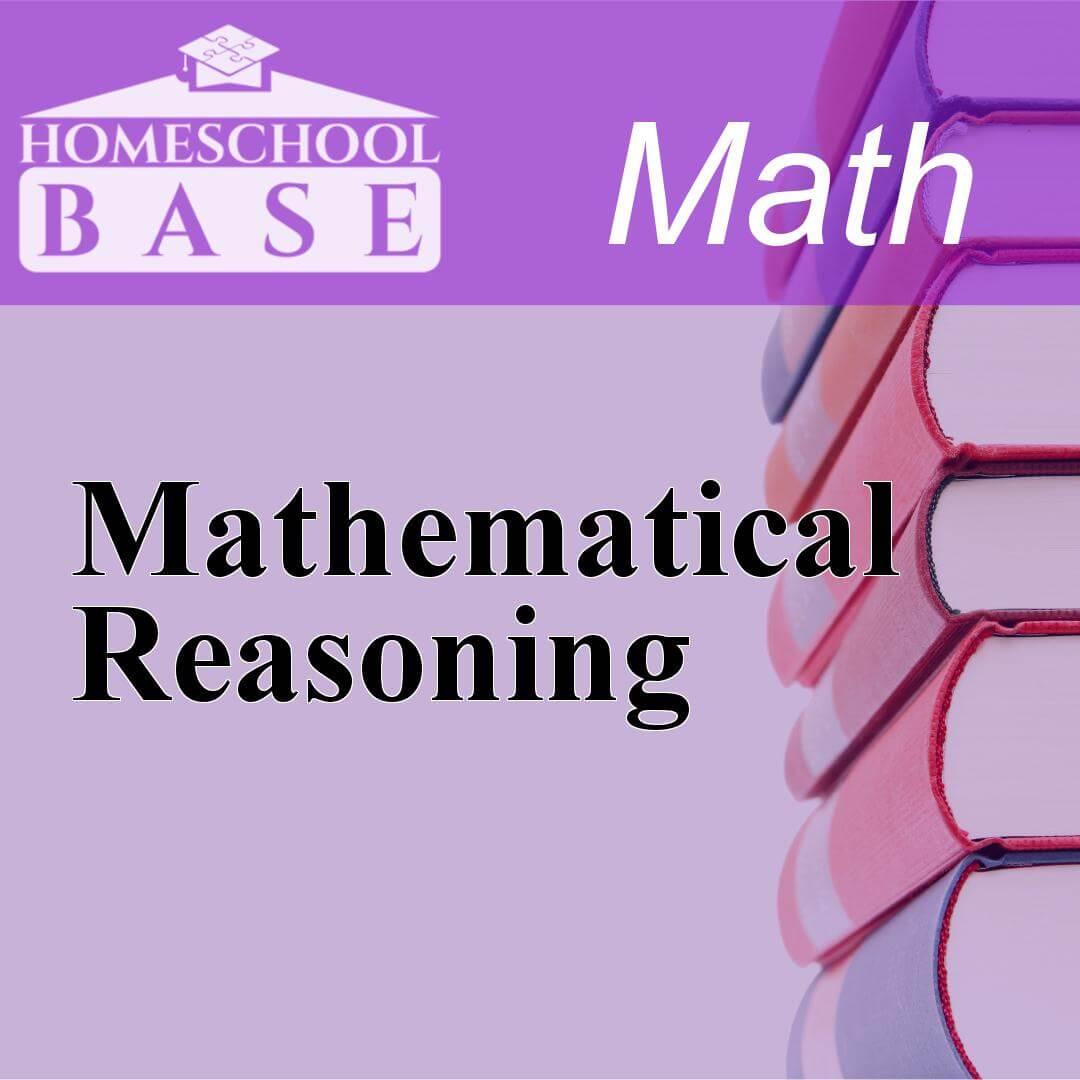 Mathematical ReasoningCurriculum