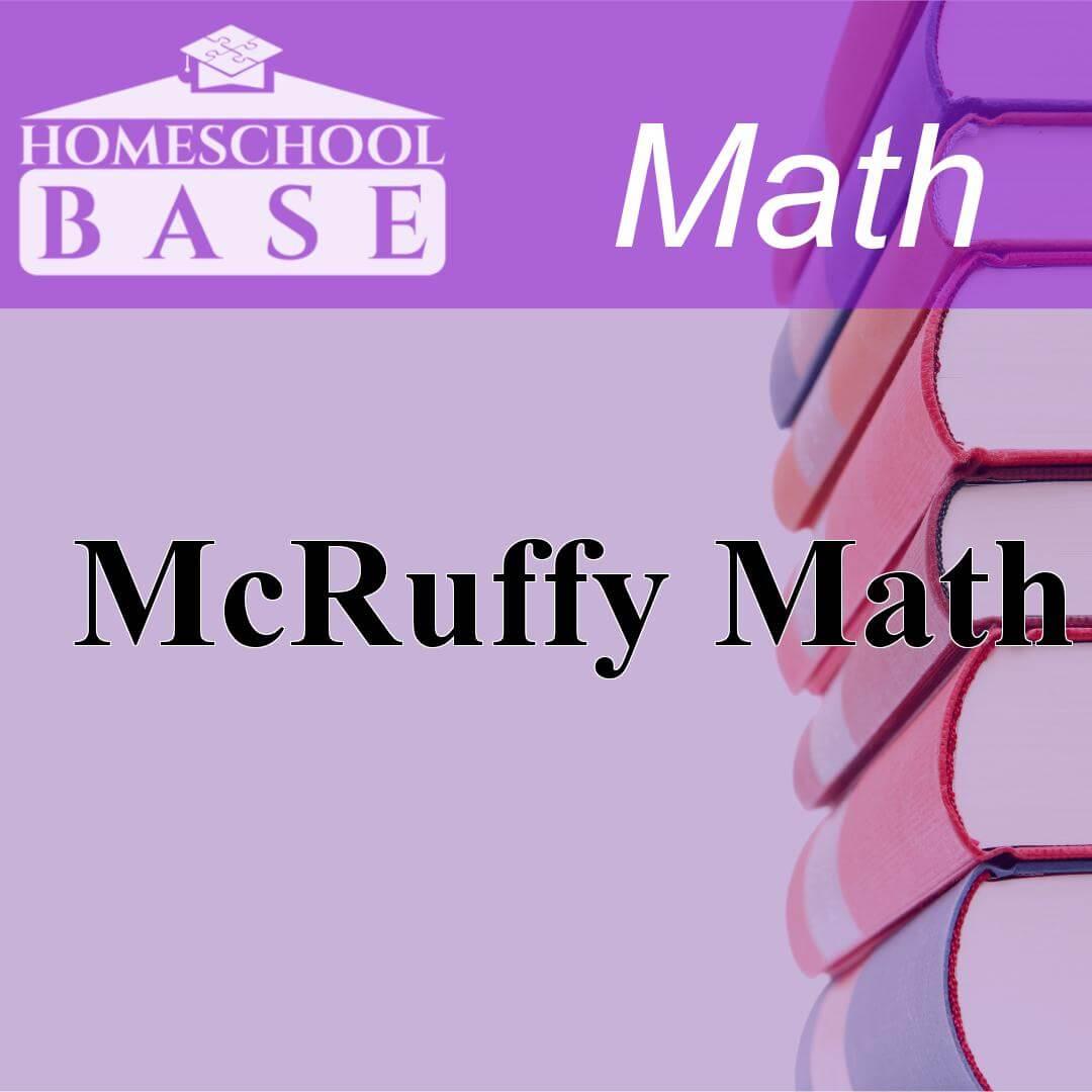 McRuffy MathCurriculum
