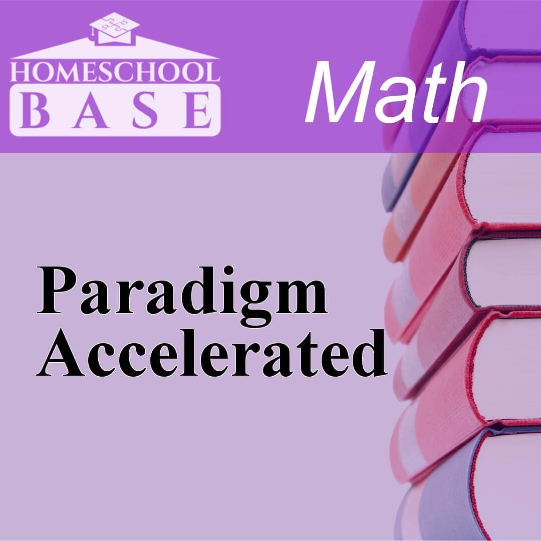 Paradigm AcceleratedCurriculum