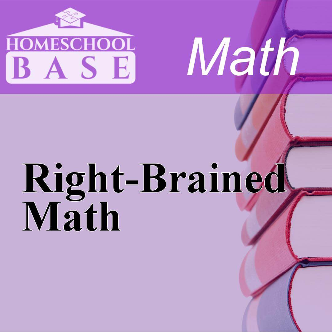 Right-Brained MathCurriculum