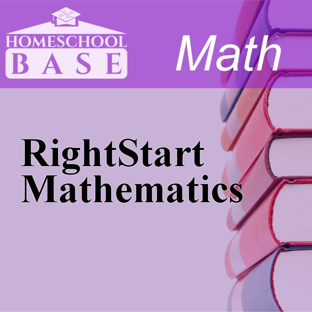 RightStart Mathematics Curriculum