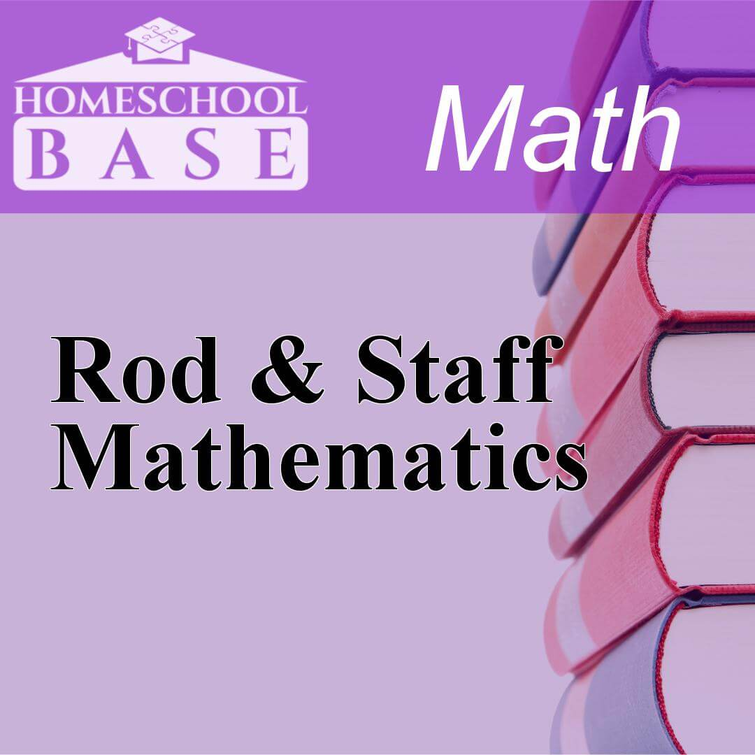 Rod & Staff MathematicsCurriculum