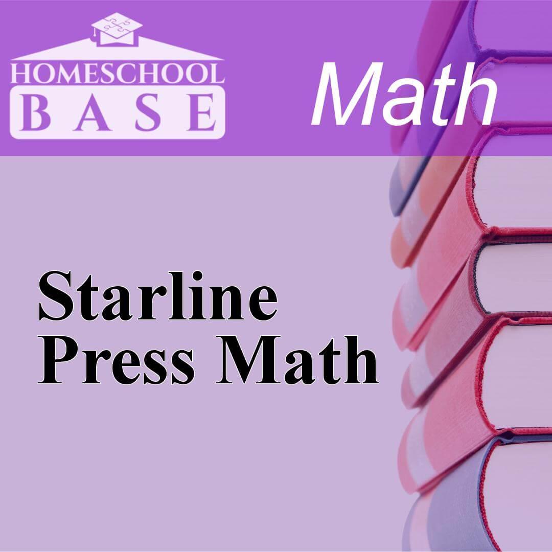 Starline Press MathCurriculum