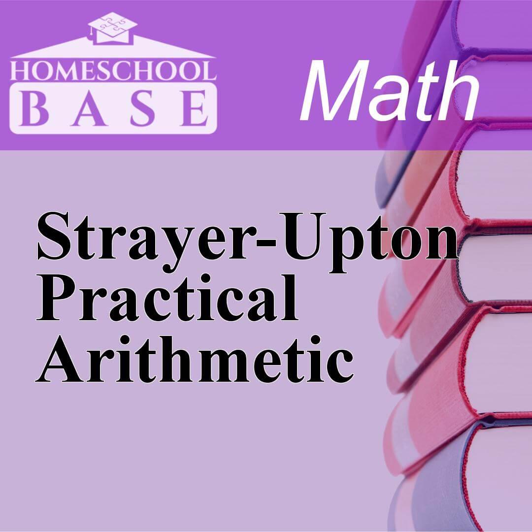 Strayer-Upton Practical ArithmeticCurriculum