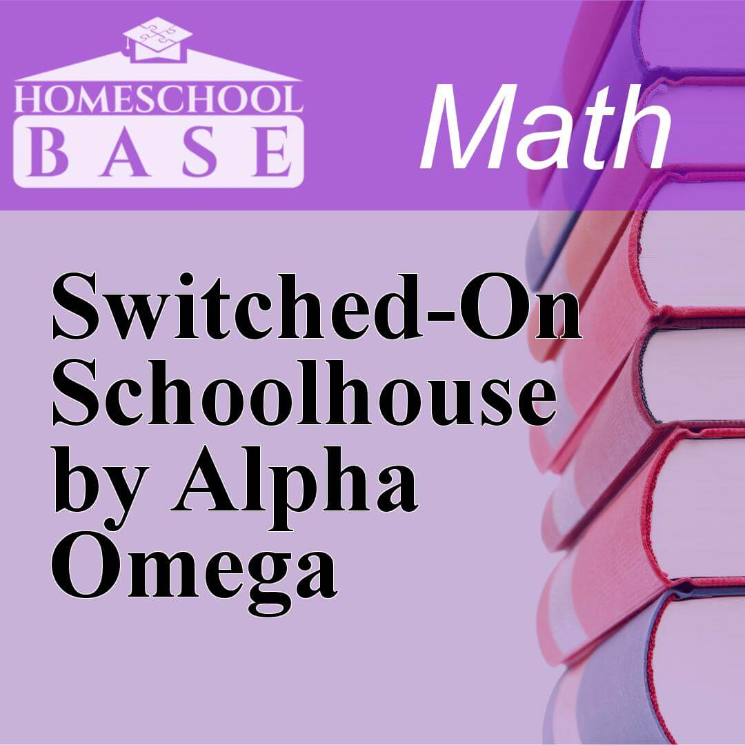 Switched-On Schoolhouse by Alpha OmegaCurriculum