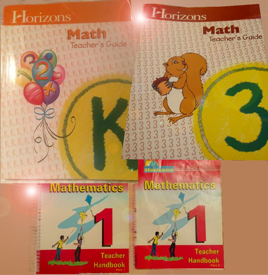 Horizons math curriculum review for homeschoolers