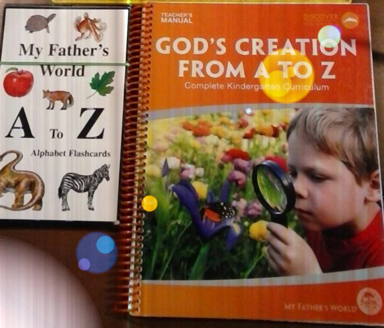 My Father's World Homeschool Curriculum