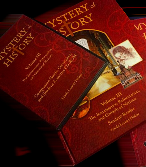 Mystery of History Volume 3