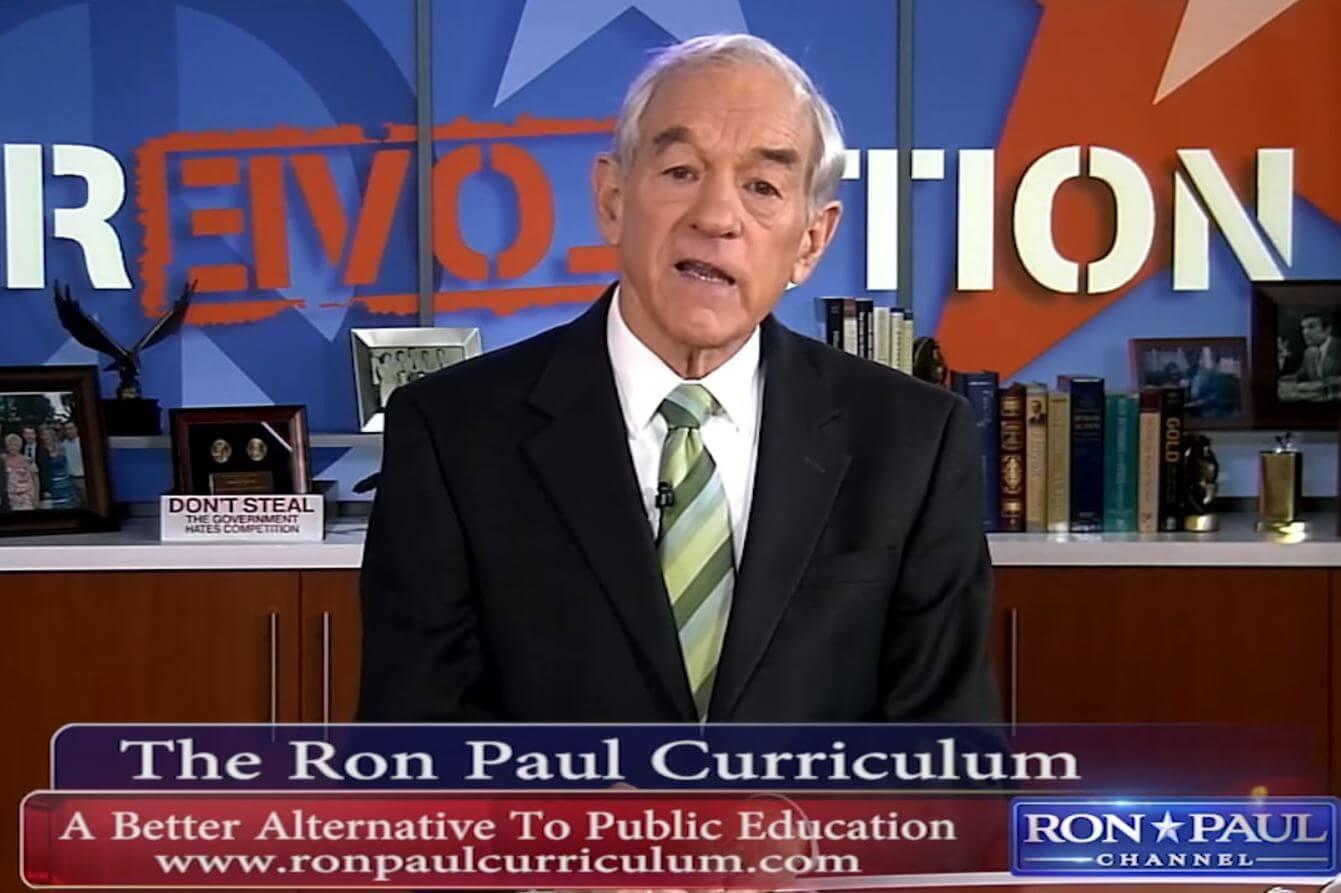 Ron Paul Curriculum