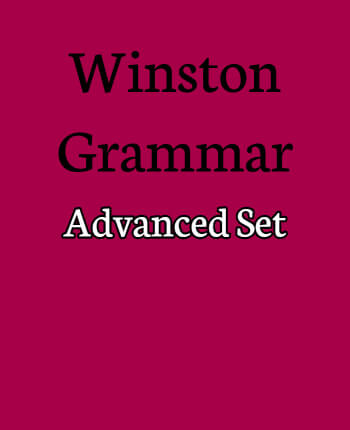 Advanced Winston Grammar Set