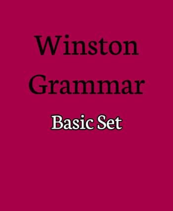 Basic Winston Grammar Set