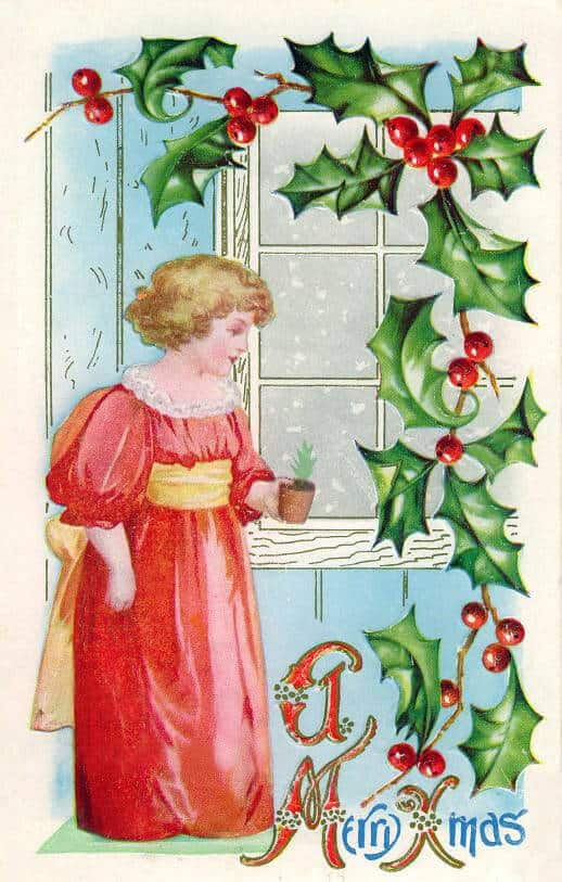christmas is here clip art � cliparts