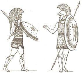 spartan-soldiers