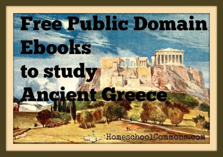 Free ebooks to study ancient greece homeschool base free ebooks to study ancient greece fandeluxe Images