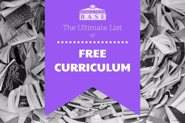 Free homeschool curriculum the ultimate resource list fandeluxe Images