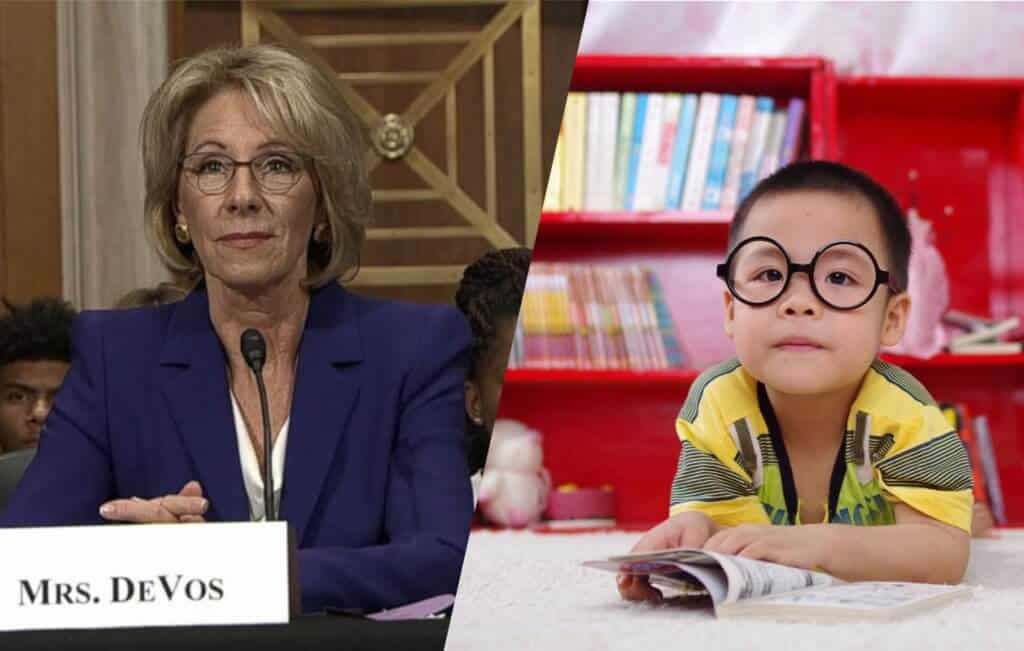 DeVos could learn from homeschooling's free market approach to education
