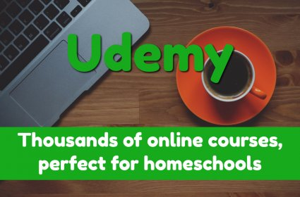 Udemy classes for high school and middle school