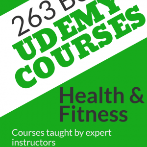 263 Health and fitness courses