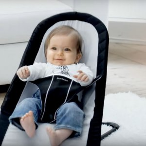 A great baby bouncer means a happy baby