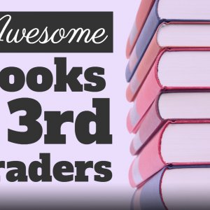A list of the best books for 3rd graders