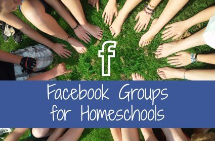 Facebook Homeschool Groups