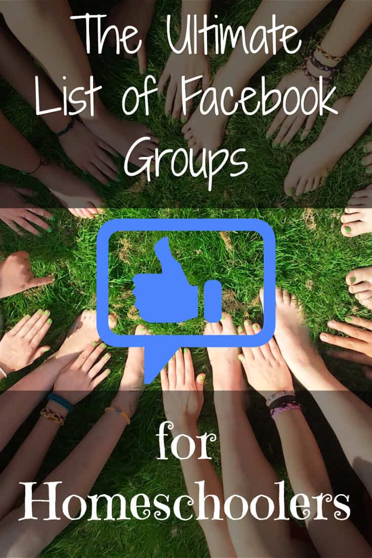 Homeschooling Groups on Facebook