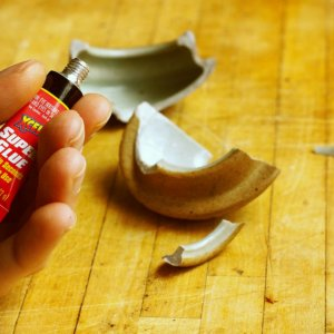 Top super glues for sticking anything back together