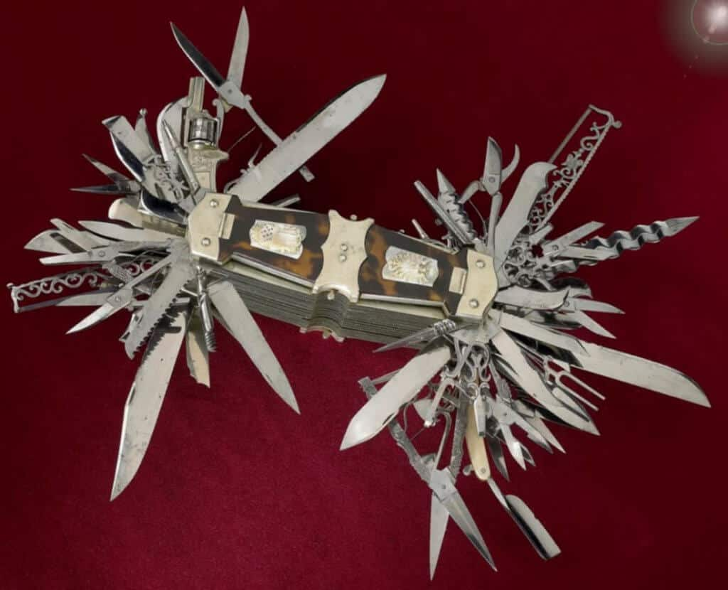 Insane Swiss Army Knife
