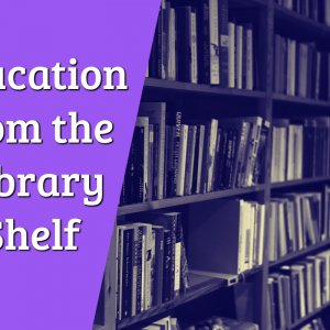 Education from Just Books