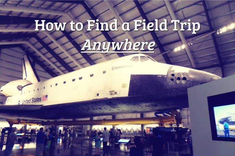 How to find a field-trip anywhere