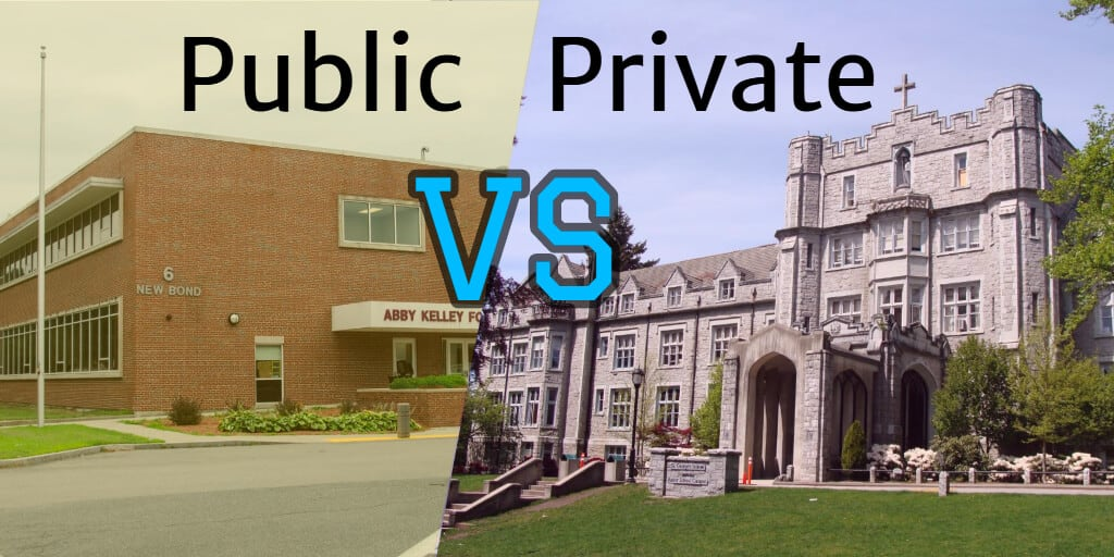 home school vs public school 7 essay Free essay on comparing public and private school education available totally free at between private schools and public schools when choosing one of these schools if you choose a public school is either through a privately funded school or even home schooling.