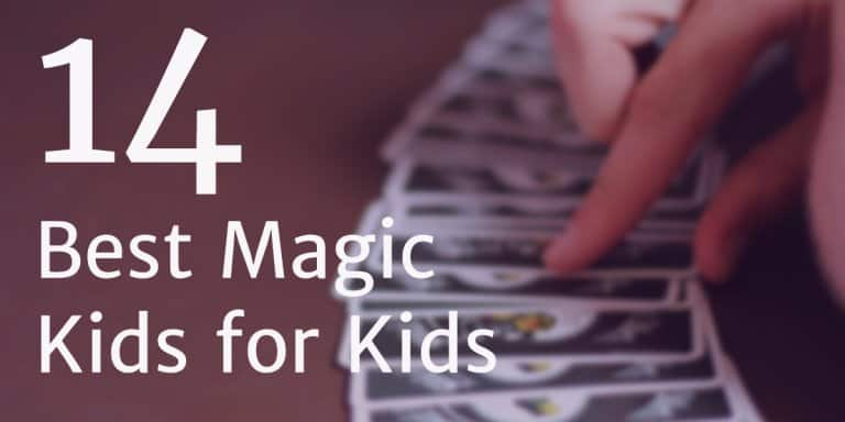 14 magic kits and card tricks that are perfect for kids