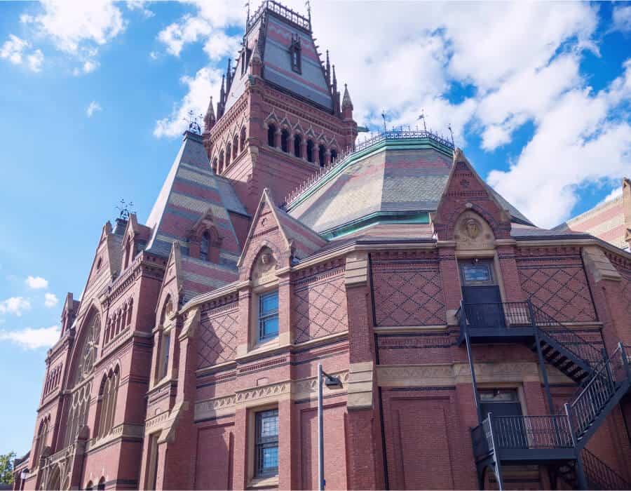 An Ivy League school