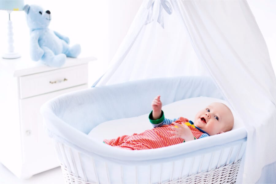 The Best Bassinet for Happy Babies
