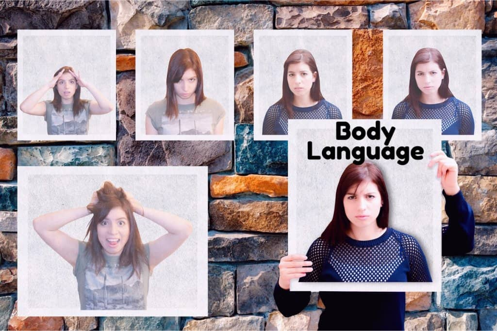 Tran how to recognize other people's body language