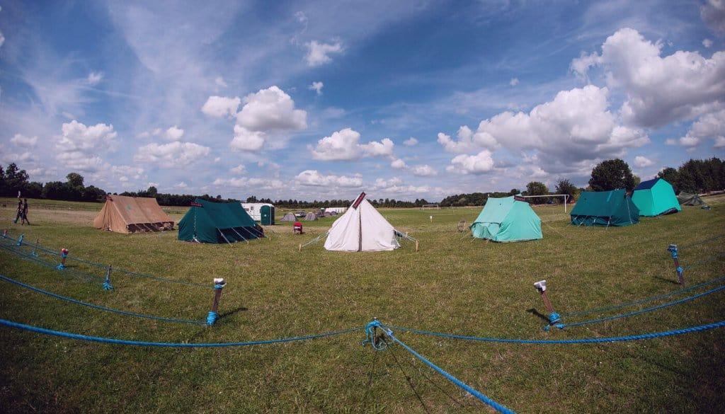 Sleepaway camping