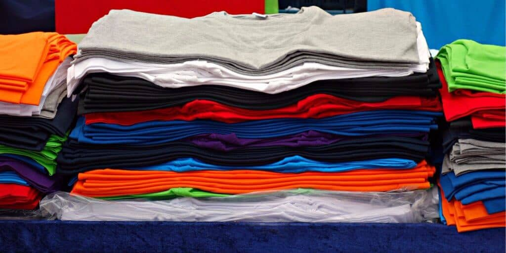 Count the number of shirts!