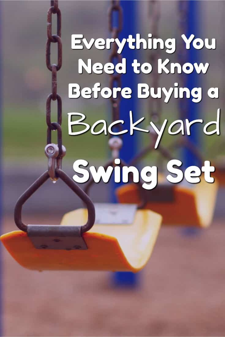 Everything you need to know about swing sets guide