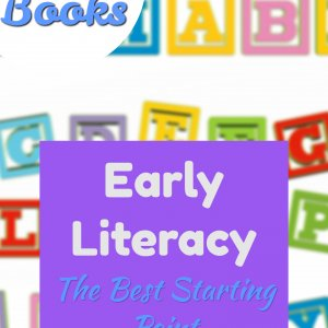 Encourage early literacy with these books