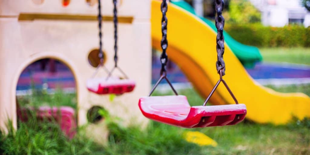 The most important swing set features