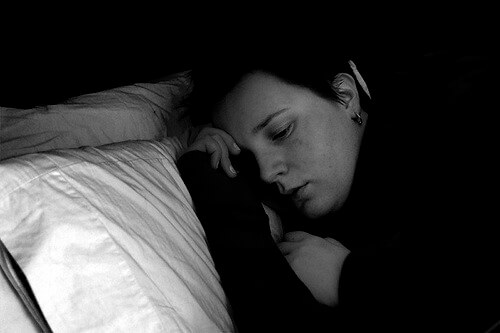 Sleepless night without a maternity pillow