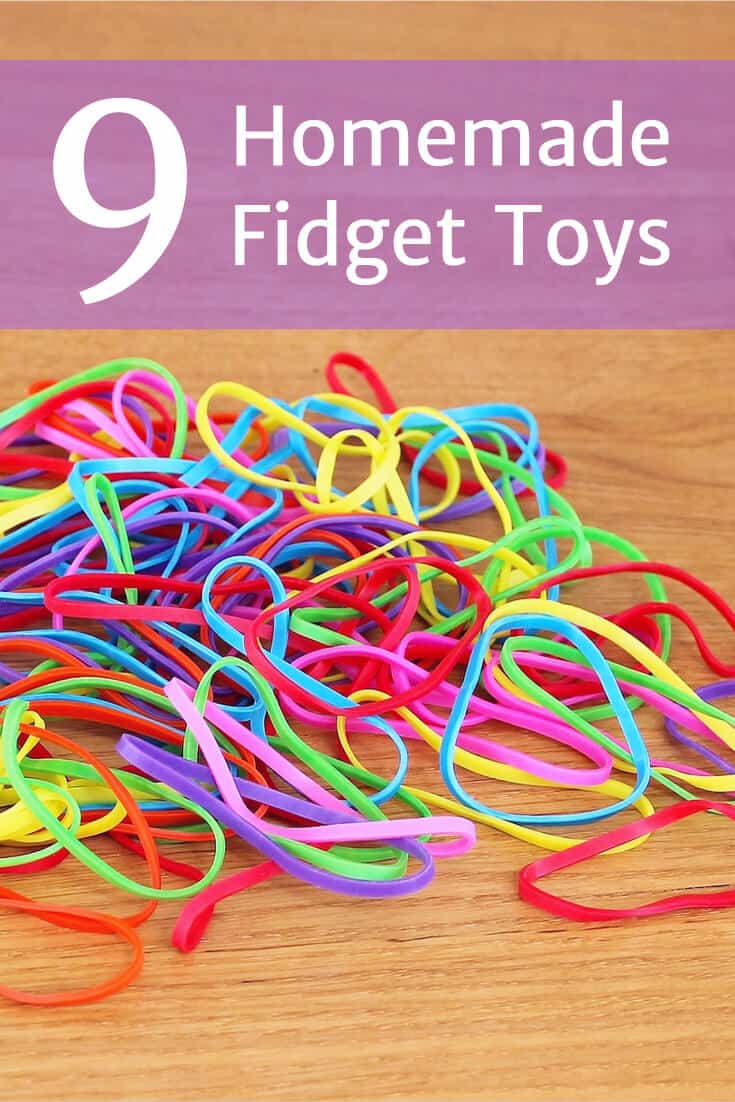 Homemade Fidget Toys For Adhd - Homemade Ftempo